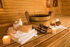 Sauna- & Badevergnügen i.d. Dünentherme